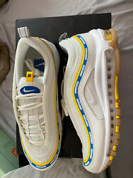 Nike Air Max 97 Undefeated UCLA 8.5 MENS **IN HAND** $220.00
