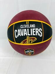 Spalding NBA 29.5quot; Cleveland Cavaliers Basketball $12.99