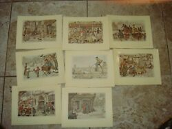 1970 DONALD ART CO. ANTON PIECK NY PRINTED IN HOLLAND $26.00