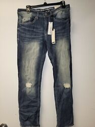 Designer For Your Daily Pleasure Spencer X Straight Jeans By Buffalo VARIETY C31