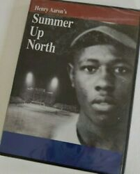 BRAND NEW SEALED 2004 DVD HENRY HANK AARON#x27;S SUMMER UP NORTH Baseball MILWAUKEE $29.99