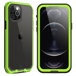For Apple iPhone 12 Pro Max Case Waterproof Shockproof Screen Protector 12 mini $16.98