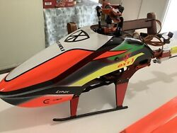 Rc Helicopter OXY 3 Lynx Tareq Edition No Flybarless $330.00