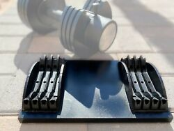 Replacement Base Tray Chassis PARTS for 25 lbs 12 kgs Adjustable Dumbbells $29.99