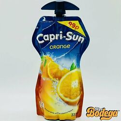 Capri Sun Orange UK $6.00