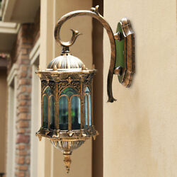 Outdoor Wall Light Fixture Exterior Light Lantern Lamp Porch Sconce US Shipping