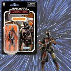 The Mandalorian Vintage Collection Star Wars 3.75 Inch Action Figure *IN STOCK $19.99