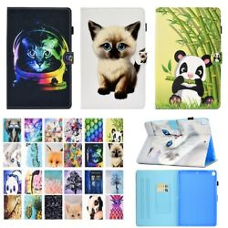 For iPad 7th 8th Gen 10.2 Synthetic Leather Card Holder Flip Smart Case Cover $15.99