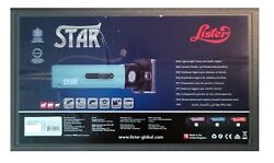 Lister Star Large Animal Clipper with Fine Blade for Horses Cattle Sheep $262.99