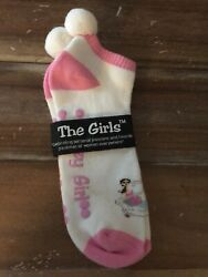 Cozy Girl Womens Socks New With Tags $4.99