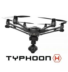 Yuneec Typhoon H Surveillance Video Hexacopter Drone Black Used $695.00