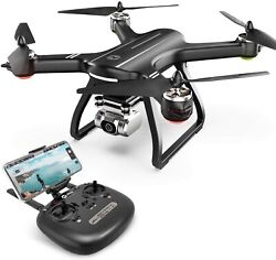 Holy Stone HS700D FPV Drone with 4K FHD Camera Live Video and GPS Return Home $183.99