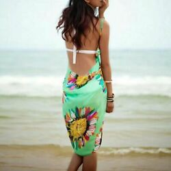 Bohemian Women Summer Beach Dress Bikini Cover ups Swim Wear Cover $9.99