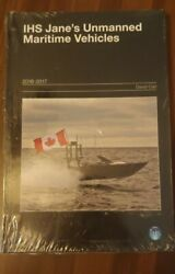 IHS Jane#x27;s Unmanned Maritime Vehicles 2016 2017 $500.00