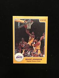 1985 86 Star Set Break # 3 Magic Johnson $49.00