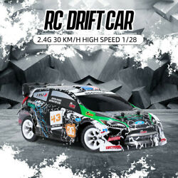 WLtoys K989 US SELLER 1 28 RC Drift Car 2.4G 30KM H 4WD Race Sport Racing gift $57.04