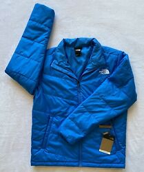 ⭐️NWT⭐️ The North Face Junction Insulated Mens Jacket Sz M Clear Lake Blue $88.49