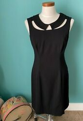 NWT Anthropologie little black dress size 8 $19.00