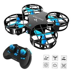 H823H Mini Drone for Kids RC Nano Quadcopter w Altitude Hold Headless Mode $37.43