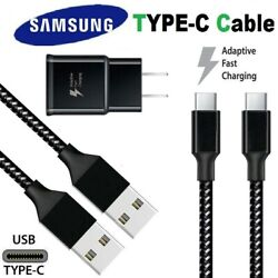 3 6 10Ft Fast Charger Type C USB C Cable For OEM Samsung Galaxy S10 S9 S8 Note 8 $4.99