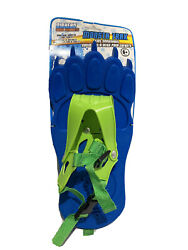 Airhead Snow Products MONSTA TRAX Kids Snowshoes for Boys amp; Girls Monster Shoes $24.99