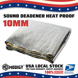 Auto Truck Ceiling Floor Doors Sound Deadener Shield Heat Insulation Mat 22sqft $37.79
