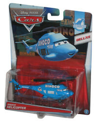 Disney Pixar Cars Movie Dinoco Helicopter Deluxe Toy Helicopter $43.98