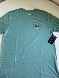 New RVCA Designer Men#x27;s Street Art Sport Skater Surfer Tee Shirt Size Medium