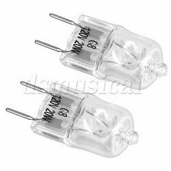 2 x Halogen Lamp Bulb WB25X10019 Microwave Replacement Part 120V 20W $5.52
