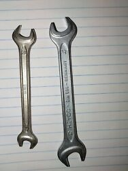 2 HEYCO BMW TRUNK TOOL METRIC WRENCHES LOWER PRICE $10.00