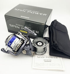 New Shimano Power Aero 13PA Spin Power Standard Specification $389.99