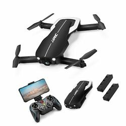 Drones with 1080P HD Camera for Adults JJRC Foldable Drone with 2 Batteries... $78.99