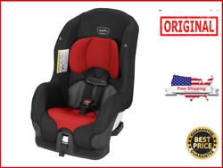 Evenflo Tribute LX Convertible Rear Facing Car Seat Red $69.97