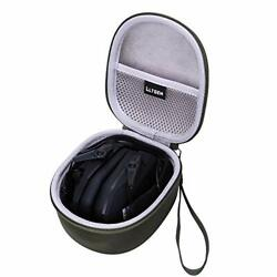 Protection Case Electronic Ear Muffs Noise Cancelling Impact Shooting Shockproof $29.03