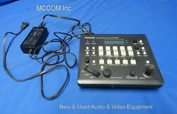 Panasonic AW RP50 Remote Camera Controller w power supply Working $1100.00