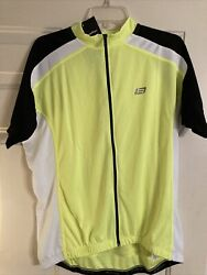 Cycling Jersey XL Mens High Vis Pro Mesh Techinical Apparel By Bellwether $29.00