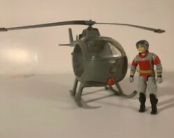 OH 6 Loach Military Helicopter for 3.75quot; Action Figures GI Joe Lanard $22.00