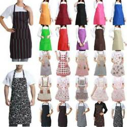 Unisex Novelty Funny Apron Chef Butcher Kitchen BBQ Durable Cooking Chef Outfits $8.89