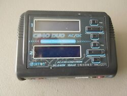 HTRC C240 LiPo Charger Duo Dual Balance Charger 150W DC 240W for RC Battery FS $39.95