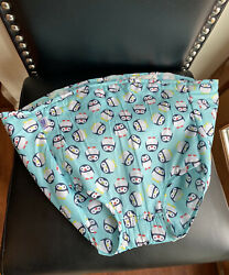 Evenflo Exersaucer Polar Playground Fabric Seat Cover Pad Replacement Part $16.95