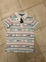 Boys Dress Shirt. Size 5. New. Crown amp; Ivy. Fast Shipping $10.79