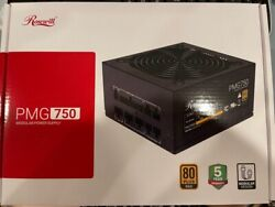 Rosewill PMG 750 Modular Power Supply 80 plus gold certified $49.99