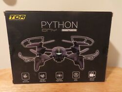 TDR Onyx Python Wifi FPV 2.4Ghz RC Quadcopter Drone with Camera $20.00
