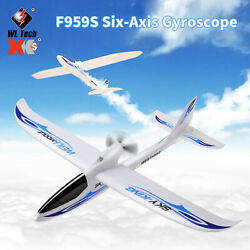 WLtoys F959S Sky king 2.4G 3CH 6 axis Gyro RC RTF Airplane Aircraft Fixed Wing $134.50
