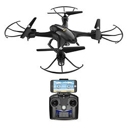 Holy Stone HS200 FPV Drone with Camera 720P HD 2.4G RC Quadcopter for Beginner $54.99
