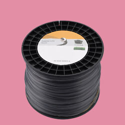 5 Pound .095 Round Dou Round Heavy Duty Spool Commercial String Trimmer Line