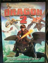 How to Train Your Dragon 2 DVD $5.00