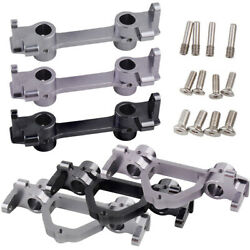 Metal for 1 10 Axial SCX10 D90 RC4WD RC Crawler Mount Bracket Front Rear Bumper $11.39
