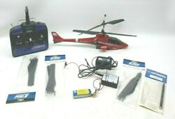 USED 1X in Box E FLITE BLADE CX2 HELICOPTER with ACCESSORIES AAA Not Included $60.95
