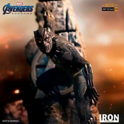 Iron Studios 1 10 MARCAS18119 10 Avengers 4 Final Battle Black Panther Gifts Toy $260.99
